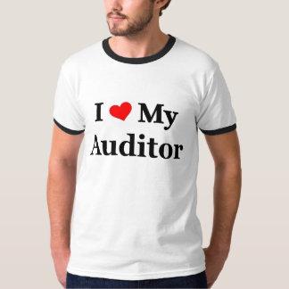 Ik houd van mijn Auditor T Shirt
