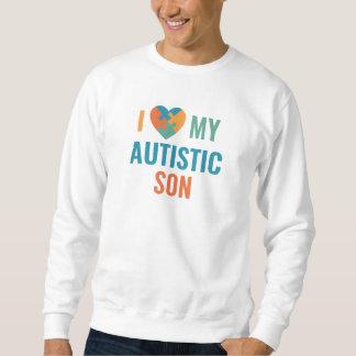 Ik houd van Mijn Autistische Zoon Trui