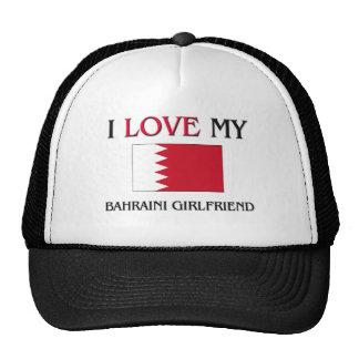 Ik houd van Mijn Bahreins Vriendin Petten Met Netje