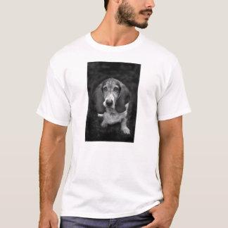 Ik houd van Mijn Basset Hound T Shirt