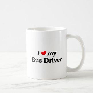Ik houd van mijn Buschauffeur Koffiemok