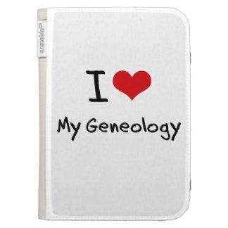 Ik houd van Mijn Genealogie