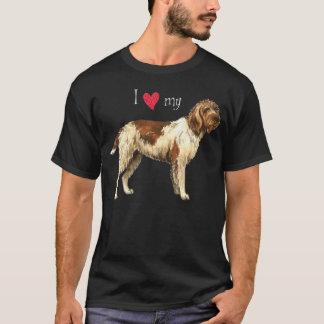 Ik houd van mijn Griffon T Shirt