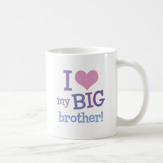 Ik houd van Mijn Grote Broer Koffiemok