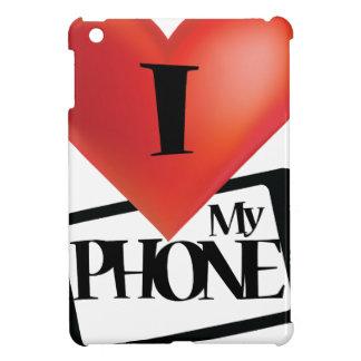 Ik houd van Mijn Hoesje Ipad van de Telefoon iPad Mini Cases