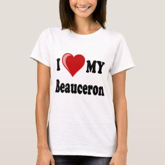 Ik houd van Mijn Hond Beauceron T Shirt
