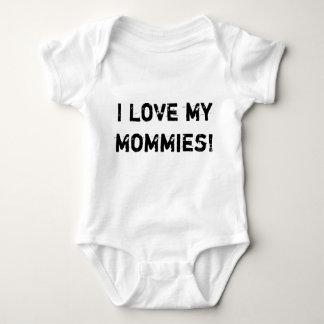 Ik houd van Mijn Mama's! Romper