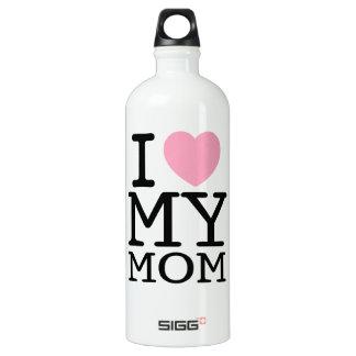 Ik houd van Mijn Mamma Aluminium Waterfles