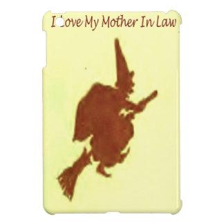 Ik houd van mijn moeder in wet iPad mini hoesjes