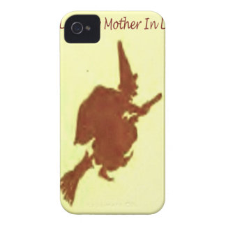 Ik houd van mijn moeder in wet iPhone 4 hoesje