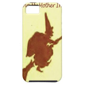 Ik houd van mijn moeder in wet tough iPhone 5 hoesje