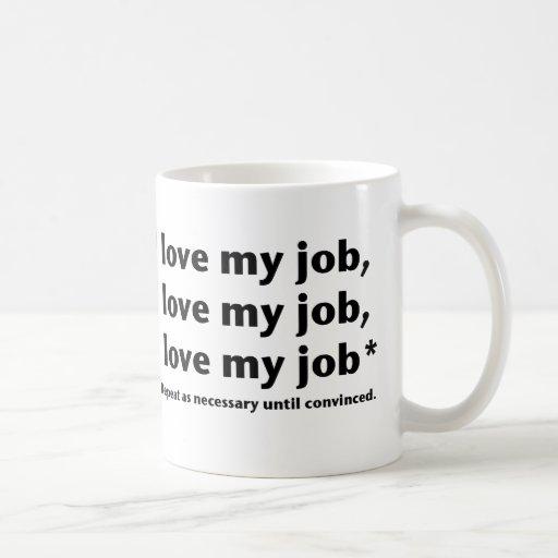 Ik houd van Mijn Mok Job*