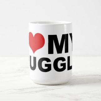 Ik houd van MIJN Mok Puggle