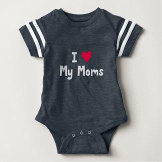 Ik houd van Mijn Moms. Baby Bodysuit