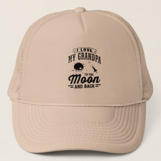 Ik houd van Mijn Opa aan de Maan en de Rug Trucker Pet