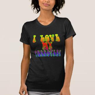Ik houd van Mijn Parrotlet T Shirt
