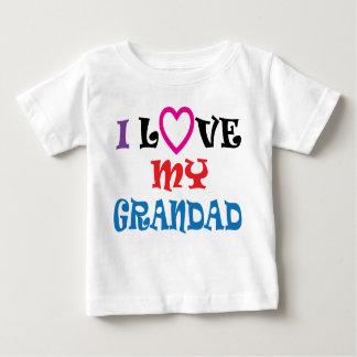 Ik houd van Mijn T-shirt van de Opa