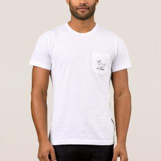 Ik houd van mijn t-shirt van de worstjetekkel