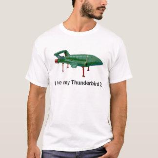 Ik houd van mijn Thunderbird 2 T Shirt