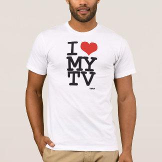 ik houd van mijn TV T Shirt