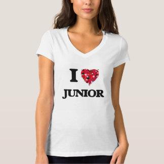 Ik houd van Mindere T Shirt