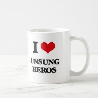 Ik houd van Miskende Helden Koffiemok