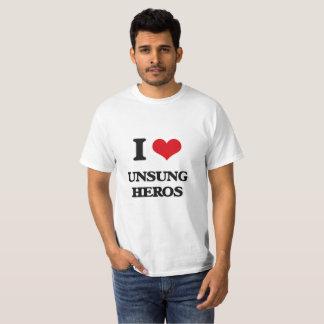 Ik houd van Miskende Helden T Shirt