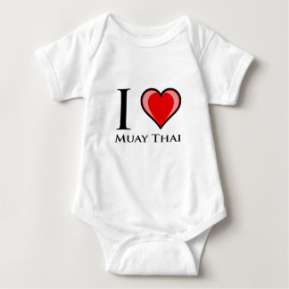 Ik houd van Muay Thai Romper