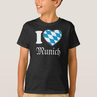 Ik houd van München - oktoberfest-Overhemd voor T Shirt