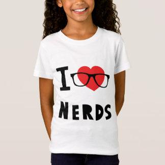 Ik houd van nerds t shirt