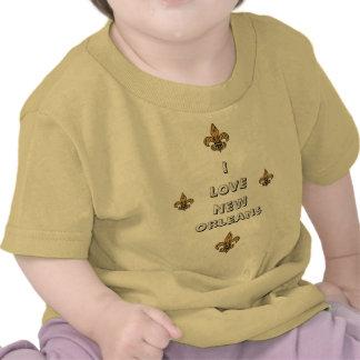 ik HOUD van NEW ORLEANS T-shirt