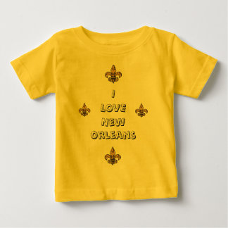 ik HOUD van NEW ORLEANS Tshirts