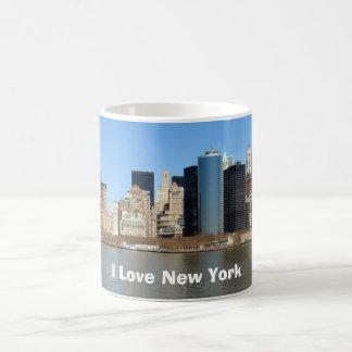 Ik houd van New York Koffiemok