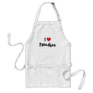 Ik houd van Pannekoeken Standaard Schort