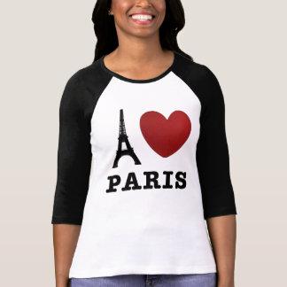 Ik houd van Parijs T Shirt