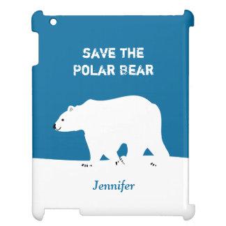 Ik houd van Polair Beer - sparen de Ijsbeer iPad Covers