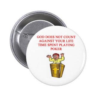 ik houd van pook ronde button 5,7 cm