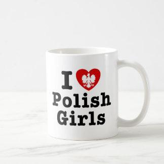 Ik houd van Poolse Meisjes Koffiemok