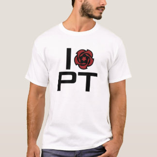 Ik houd van PT T Shirt