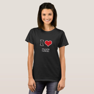 Ik houd van Ray T Shirt
