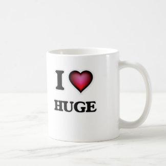 Ik houd van Reusachtig Koffiemok