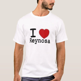 Ik houd van Reynosa T Shirt