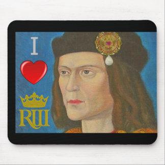 Ik houd van Richard III Muismatten