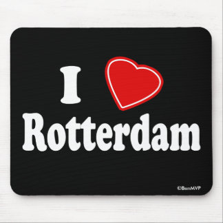 Ik houd van Rotterdam Muismat