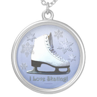 Ik houd van schaatsend hangertje