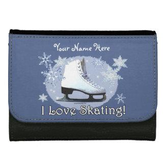 Ik houd van schaatsend!