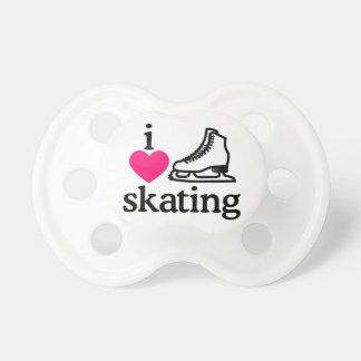 Ik houd van schaatsend spenen