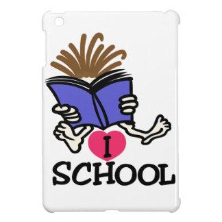 Ik houd van School Hoesje Voor iPad Mini
