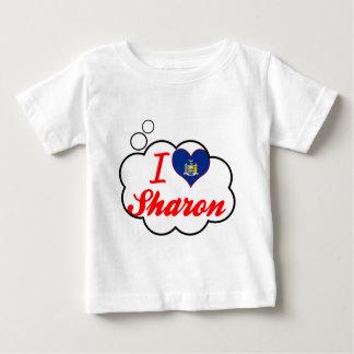 Ik houd van Sharon, New York Tshirt
