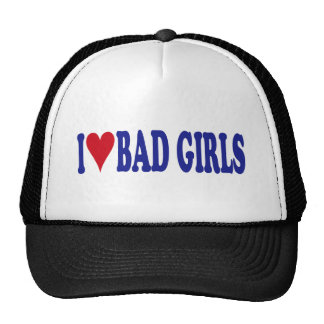 Ik houd van Slechte Meisjes Pet